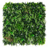 Mur Végétal Artificiel Tropical 1m x 1m