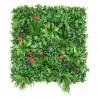 Mur Végétal Artificiel Lavande 1m x 1m