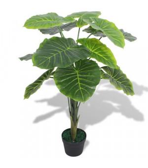 Plante artificiel Taro Plant Hauteur 70 cm