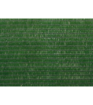 Brise vue toile tissée vert foncé