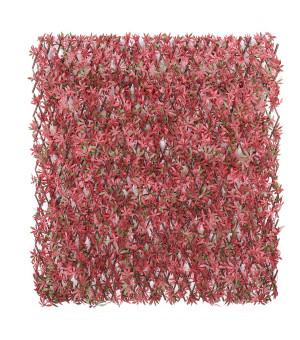 Brise vue Treillis Extensible  feuille d'érable  1 x 2 M