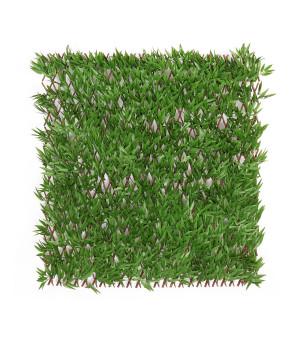 Brise vue Treillis Extensible  imitation Bambou 1 x 2 m