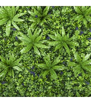 Mur Végétal Artificiel Printemps 1m x 1m