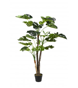 Plante Artificielle Monstera Hauteur 130cm