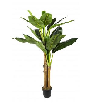 Bananier artificiel hauteur 205 cm