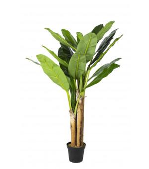 Bananier artificiel hauteur 180 cm
