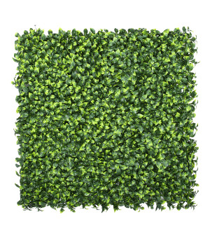 Feuillage Artificiel Imitation Laurier Cerise 1 M x 1 M